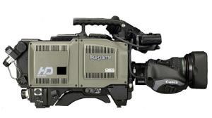 Ikegami broadcast camera